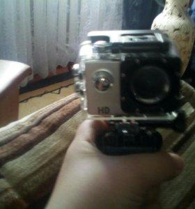 Экшен камера smartderraB1