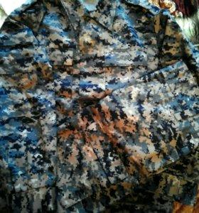 Костюм 'Склон', камуфляж, военная одежда.