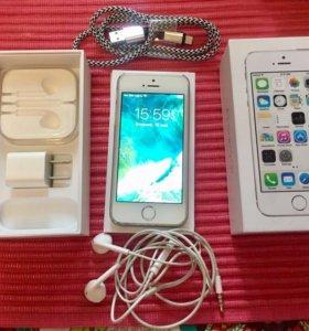 IPhone 5S 32GB серебряный