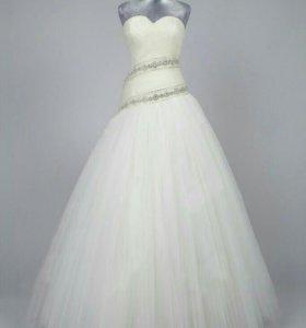 Подшив свадебных платьев