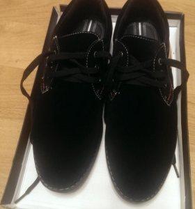 Ботинки мужские Taccardi