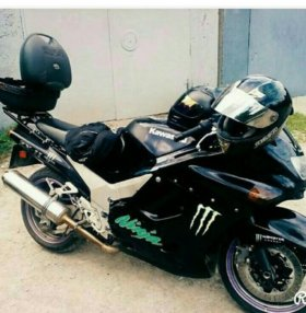 Мотоцикл Kawasaki ZX1100 Ninja