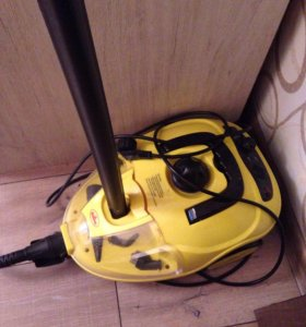 Пароочиститель-отпариватель krausen yellow