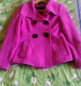 Куртка(шерсть)