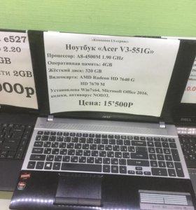 Acer v3 a8