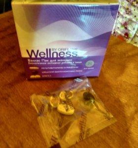 Wellness. Вэлнэс Пэк для женщин
