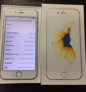 iPhone 6s 16 ГБ Золото