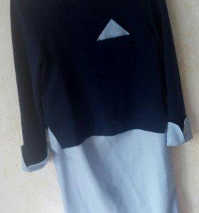 Платье+кофта р с 42 по 48