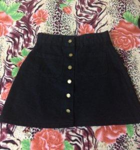 Продаю новую джинсовую юбку