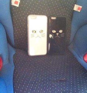 Бампер айфон 6-6s