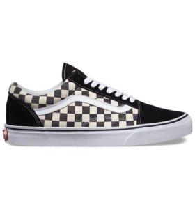 Кеды Vans OLD SKOOL Checkerboard