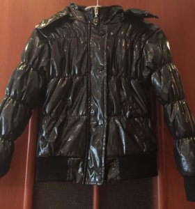 Детская непромокаемая осенняя куртка