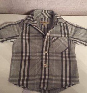 Рубашка Burberry, оригинал