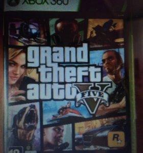 GTA 5 на Хвох 360