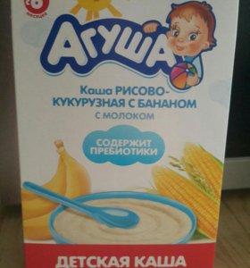 Молочная каша Агуша