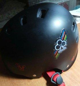 Защитный шлем для bmx