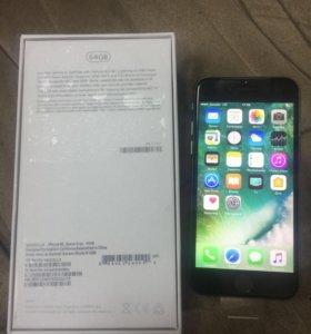 iPhone 6s новый 64 Гбайт