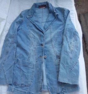 Тренч джинсовый !!!