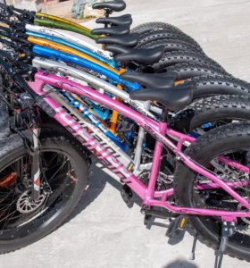 Fatbike фэтбайк Велосипед Shimano 21 ск.