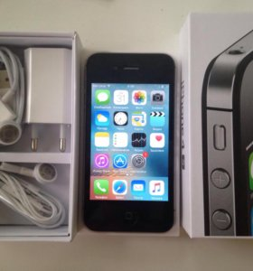 IPhone 4s 8 Гб новый