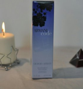 Armani Code Blue For Women