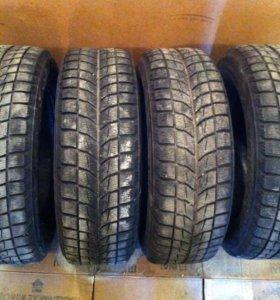 Шины Bridgestone Blizzak WS60 215/65/16
