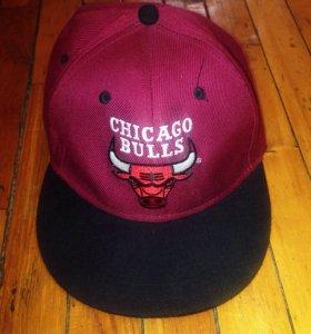 Бейсболка Chicago bulls