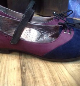 Туфельки для девочки.37 размер Обмен НЕ ИНТЕРЕСУЕТ
