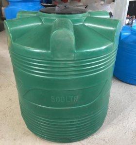 Ёмкость пластиковая 500 литров