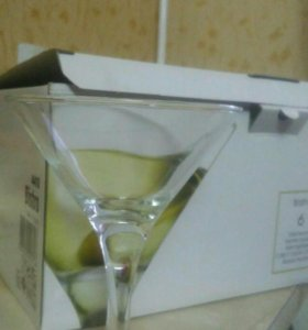 Коктельные бокалы