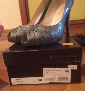 Туфли женские Fabiani (original)