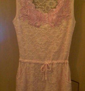 Воздушное платье на лето