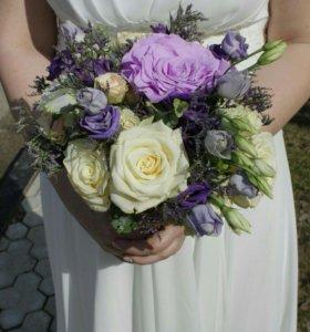 Букет невесты на заказ!!!
