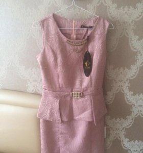 Платье в деловом стиле