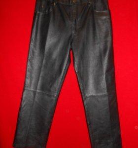 Винтажные кожаные штаны Gipsy