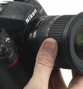 Объектив Nikkor 10-24 mm 3.5-4.5G ED SWM IF