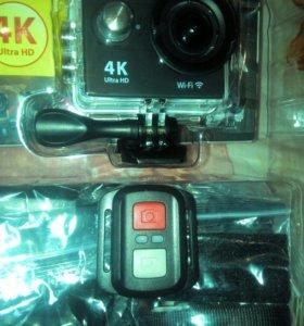 Новая экш фото-видео камера