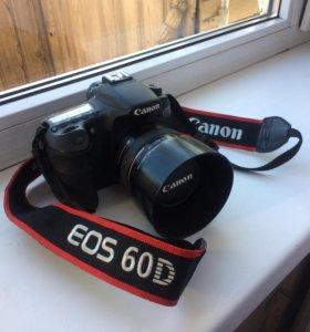 Canon EOS 60D + 50 mm 1.4