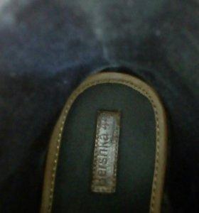 Ботинки Bershka 44 р-р