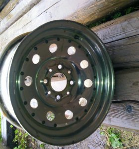Комплект дисков R 13 с выносом.