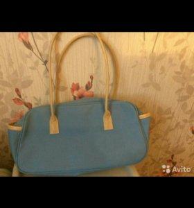 Новая сумка 33*17дорожная