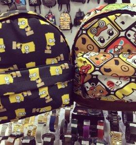 Мини-рюкзаки