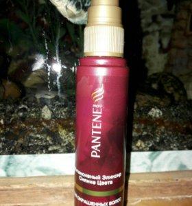 Pantene элексир для окрашенных волос