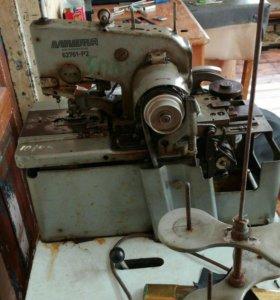 MINERVA 62761- Р2-петельная глазковая машина.