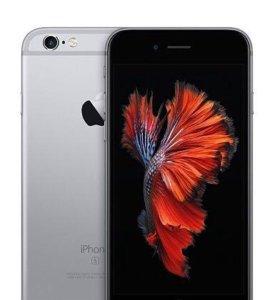 iPhone 6s space gray 16gb на