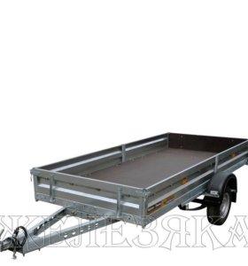 Доставка легковым прицепом до 750 кг