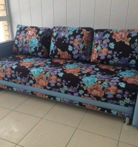00038 новый евро диван от фабрики