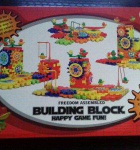Конструктор Bulding Block