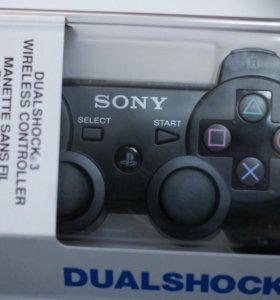 Новый джойстик PS3 оригинал в упаковке