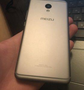 Meizu MX6, Мейзу.
